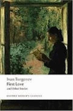 First Love - Ivan Sergeyevich Turgenev - ebook