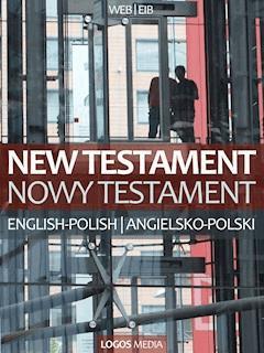 Nowy Testament, angielsko-polski - WEB-EIB - ebook