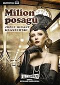 Milion posagu - Józef Ignacy Kraszewski - audiobook