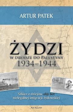 Żydzi w drodze do Palestyny 1934-1944. Szkice z dziejów aliji bet nielegalnej imigracji - Artur Patek - ebook