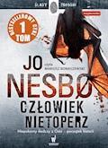 Człowiek nietoperz - Jo Nesbo - audiobook