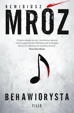 Behawiorysta - Remigiusz Mróz - ebook
