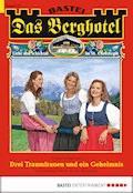 Das Berghotel - Folge 143 - Verena Kufsteiner - E-Book