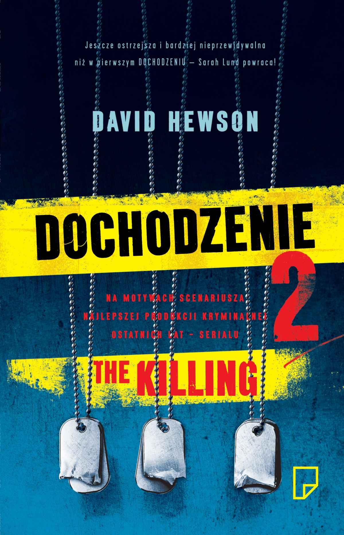 Dochodzenie II - Tylko w Legimi możesz przeczytać ten tytuł przez 7 dni za darmo. - David Hewson