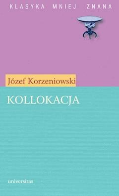 Kollokacja - Józef Korzeniowski - ebook