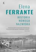 Historia nowego nazwiska wydanie 2 - Elena Ferrante - ebook