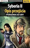 """Syberia II - opis przejścia - poradnik do gry - Janusz """"Solnica"""" Burda - ebook"""