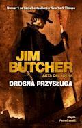Drobna przysługa - Jim Butcher - ebook