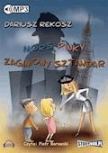 Mors, Pinky i zaginiony sztandar - Dariusz Rekosz - audiobook