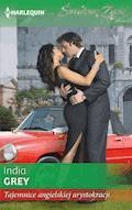 Tajemnice angielskiej arystokracji - India Grey - ebook