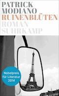 Ruinenblüten - Patrick Modiano - E-Book