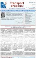 Transport drogowy. Aktualne informacje prawne i wskazówki dla eksporterów, importerów i firm przewozowych. Nr 5/2014 - Opracowanie zbiorowe - ebook