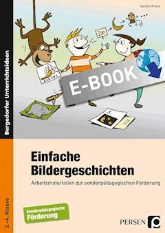Einfache Bildergeschichten - Sandra Kraus - E-Book