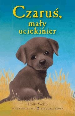 Czaruś, mały uciekinier - Holly Webb - ebook