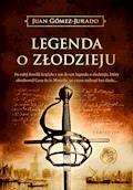Legenda o złodzieju - Juan Gomez-Jurado - ebook