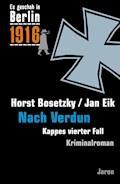 Nach Verdun - Horst Bosetzky - E-Book