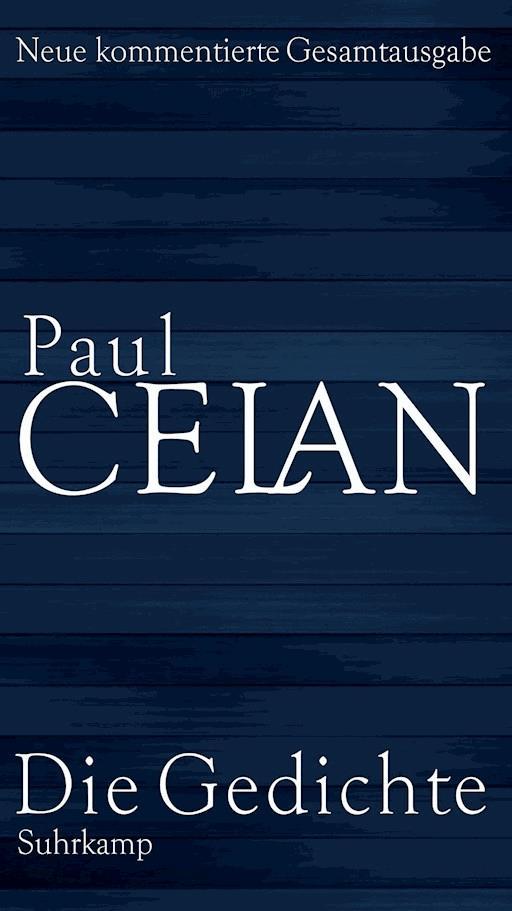 Die Gedichte Paul Celan E Book Legimi Online