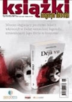 Magazyn Literacki KSIĄŻKI - nr 5/2013 (200) - Opracowanie zbiorowe - ebook
