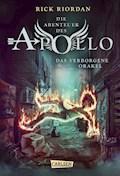 Die Abenteuer des Apollo 1: Das verborgene Orakel - Rick Riordan - E-Book