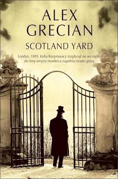 Scotland Yard - Alex Grecian - ebook