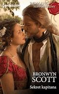 Sekret kapitana - Bronwyn Scott - ebook