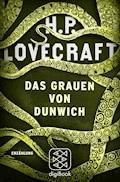Das Grauen von Dunwich - H.P. Lovecraft - E-Book