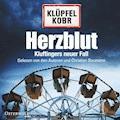 Ein Kluftinger-Krimi, Folge 7: Herzblut - Volker Klüpfel - Hörbüch
