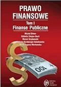 Prawo Finansowe. Tom I - Marek Waluga, Michał Bitner, Witold Modzelewski - ebook
