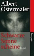 Schwarze Sonne scheine - Albert Ostermaier - E-Book