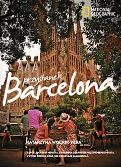Przystanek Barcelona - Katarzyna Wolnik Vera - ebook