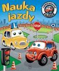 Samochodzik Franek. Nauka jazdy - Elżbieta Wójcik - ebook