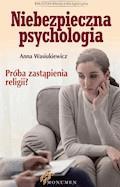 Niebezpieczna psychologia - Anna Wasiukiewicz - ebook