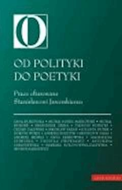 Od polityki do poetyki - Cezary Zalewski - ebook