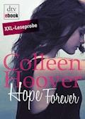 Hope Forever Leseprobe - Colleen Hoover - E-Book