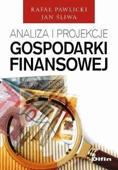 Analiza i projekcje gospodarki finansowej - Rafał Pawlicki, Jan Śliwa - ebook