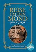 Reise um den Mond - Jules Verne - E-Book