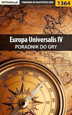"Europa Universalis IV - poradnik do gry - Arek ""Skan"" Kamiński - ebook"