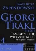 Tam gdzie idę wieczorem - Paweł Bitka Zapendowski - ebook