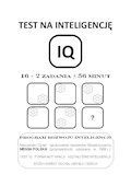 Test na inteligencję - Aleksander Dydel - ebook