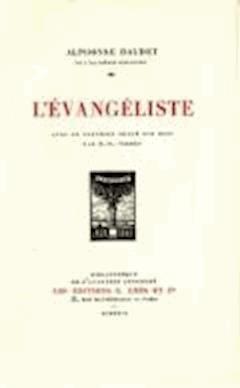 L'Évangéliste - Alphonse Daudet - ebook
