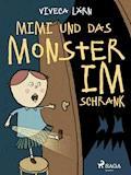 Mimi und das Monster im Schrank - Viveca Lärn - E-Book