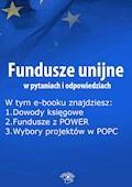 Fundusze unijne w pytaniach i odpowiedziach, wydanie wrzesień 2015 r. - Anna Śmigulska-Wojciechowska - ebook