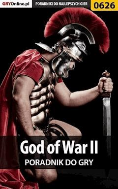God of War II - poradnik do gry - Krzysztof Gonciarz - ebook