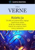 Kolekcja Verne'a - Jules Verne - ebook