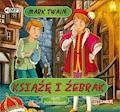 Książę i żebrak - Mark Twain - audiobook