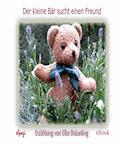 Der kleine Bär sucht einen Freund - Elke Bräunling - E-Book