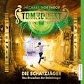 Tombquest - Die Schatzjäger. Das Erwachen der Steinkrieger - Michael Northrop - Hörbüch