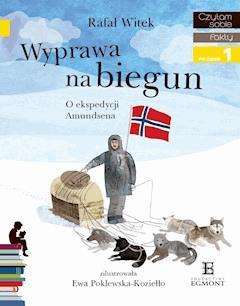 Wyprawa na biegun. O ekspedycji Amundsena. Czytam sobie - poziom 1 - Rafał Witek - ebook