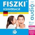 FISZKI audio - j. niemiecki - Konwersacje - Kinga Perczyńska, Dominika Złotek - audiobook