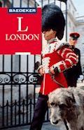 Baedeker Reiseführer London - John Sykes - E-Book